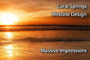 Coral Springs Website Design