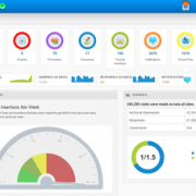 mi360 - our software for managing advertising campaigns