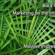 Boca Raton Marketing on the Internet