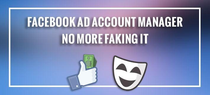 managing facebook ads