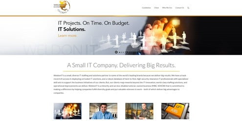 a new site with jobs