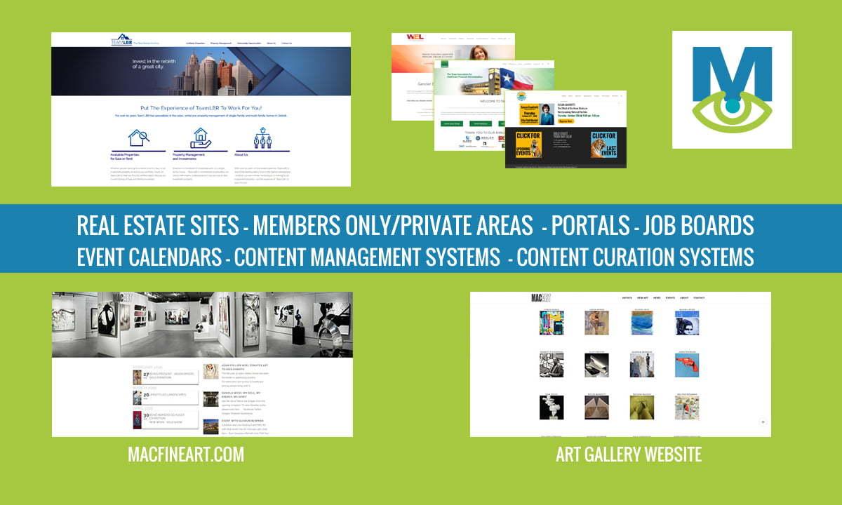 Massive Impressions Web Optimizations Examples
