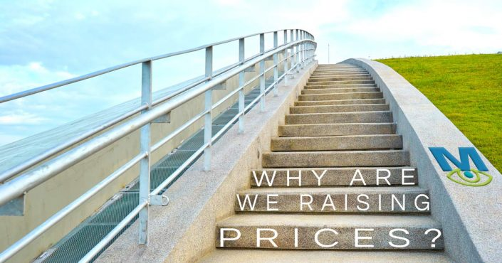 raising prices