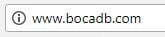 insecure site warning in chrome