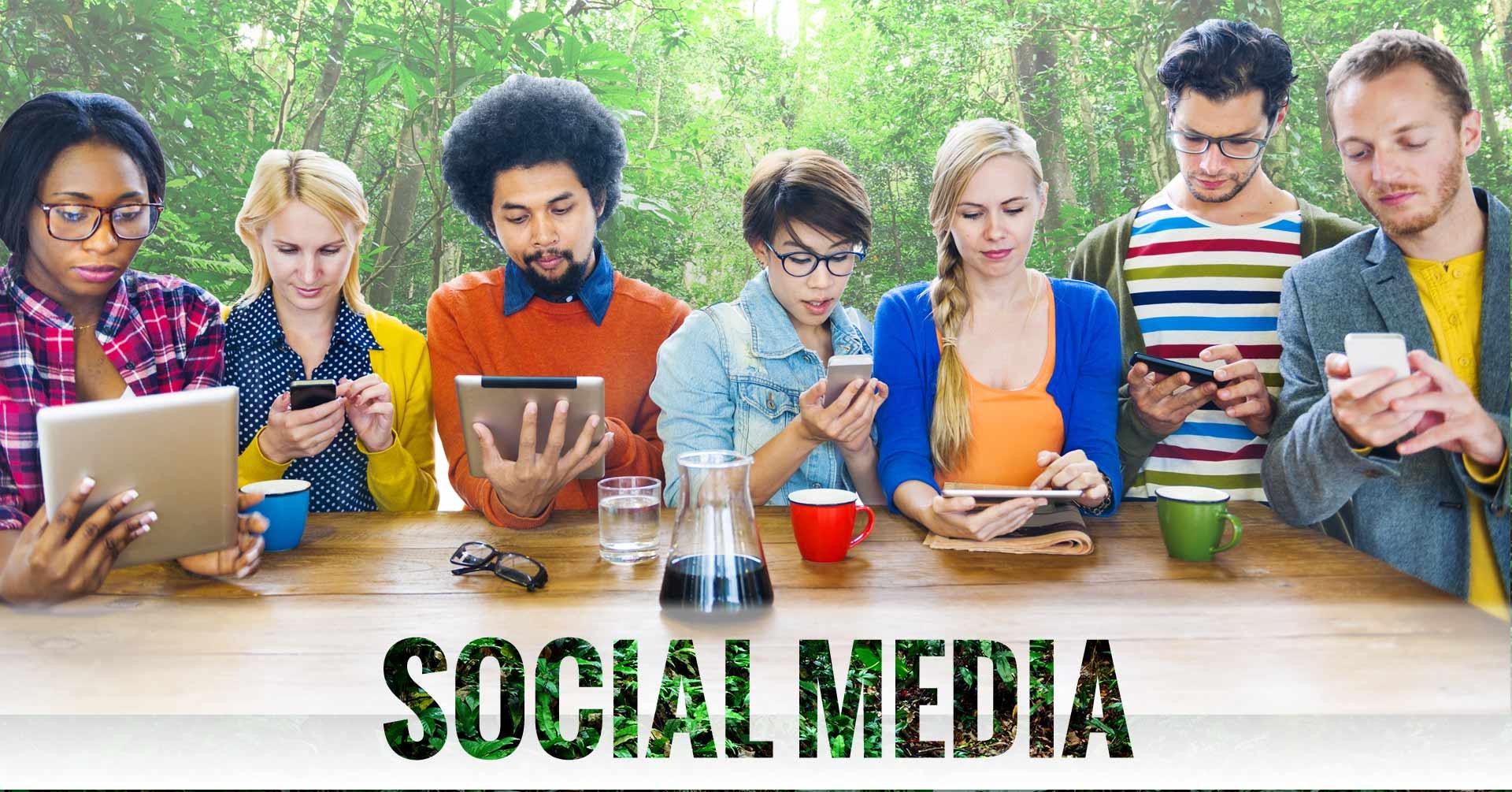 Social Media Campaigns and Presences